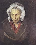 Theodore Gericault The Mad Woman with a Mania of Envy (mk45) oil painting artist