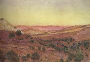 Thomas Seddon Thi Hills of Moab and the Valley of Hinnom (mk46) oil painting picture wholesale