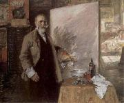 William Merritt Chase Self-Portrait oil painting picture wholesale