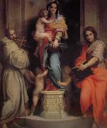 Andrea del Sarto Apia Our Lady of Egypt oil painting picture wholesale