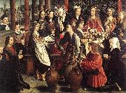 Gerard David The marriage at Cana oil painting picture wholesale