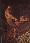 Jean Francois Millet Man oil painting picture wholesale