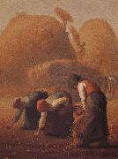 Jean Francois Millet Pick up Spike oil painting picture wholesale