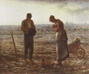 Jean Francois Millet l angelus oil painting picture wholesale