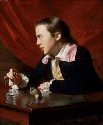 John Singleton Copley The Boy with the Squirrel oil painting reproduction