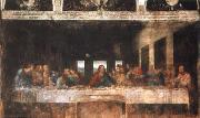 LEONARDO da Vinci The Last Supper oil painting picture wholesale