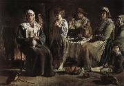 Louis Le Nain Peasant family oil painting picture wholesale