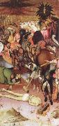 MARTORELL, Bernat (Bernardo) The Decapitation of St.George oil painting picture wholesale