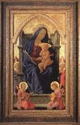 MASACCIO Virgin and Child oil painting picture wholesale