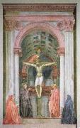 MASACCIO The Trinity oil painting picture wholesale