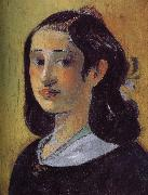 Paul Gauguin The artist s mother oil painting picture wholesale