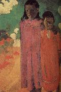 Paul Gauguin Sister oil painting picture wholesale