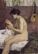 Paul Gauguin Naked Women Project oil painting picture wholesale