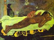 Paul Gauguin The Spirit of the Dead Keep Watch oil painting picture wholesale