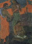 Paul Gauguin Motherly love oil painting picture wholesale