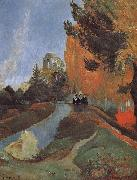 Paul Gauguin ARESCOM scenery oil painting picture wholesale