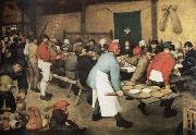 Pieter Bruegel the peasant wedding oil painting picture wholesale