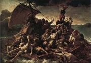 Theodore   Gericault Medusa Battle oil painting picture wholesale