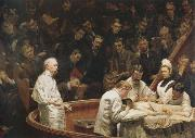 Thomas Eakins the agnew clinic oil painting picture wholesale