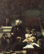 Thomas Eakins Gross doctor's clinical course oil painting picture wholesale