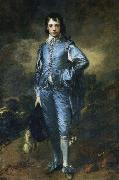 Thomas Gainsborough The Blue Boy Sweden oil painting reproduction