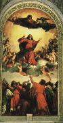 Titian Assumption oil painting picture wholesale