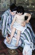 unknow artist Bath oil painting picture wholesale
