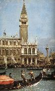 Canaletto Return of the Bucentoro to the Molo on Ascension Day Sweden oil painting artist