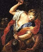 Gregorio Lazzarini Jael and Sisera oil painting picture wholesale