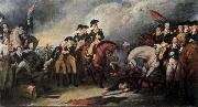 John Trumbull Capture of the Hessians at the Battle of Trenton oil painting picture wholesale