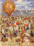 Maurice Prendergast The Balloon oil painting picture wholesale