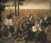 Pieter Bruegel Robbery of women farmers Sweden oil painting artist
