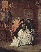 Pietro Longhi The Charlatan, oil painting picture wholesale
