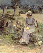 Theodore Robinson La Debacle oil painting picture wholesale