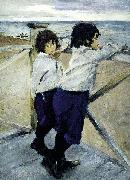 Valentin Serov Children oil painting picture wholesale