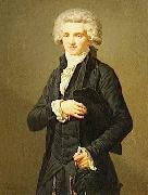 Labille-Guiard, Adelaide Guiard Robespierre oil painting artist