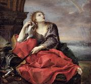 Andrea Sacchi The Death of Dido oil painting artist