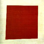 Kazimir Malevich red square Sweden oil painting artist