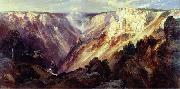 Thomas Moran canvas painting by Thomas Moran oil painting