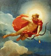 Anton Raphael Mengs Helios as Personification of Midday oil