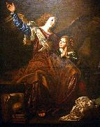 CAVAROZZI, Bartolomeo Guardian angel oil