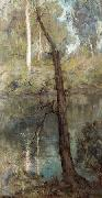 Clara Southern Yarra at Warrandyte oil painting reproduction