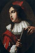 Dandini, Cesare Self portrait oil
