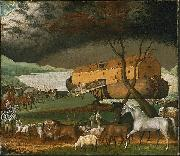 Edward Hicks Noah's Ark, oil painting reproduction