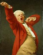 Joseph Ducreux Yawning oil painting reproduction