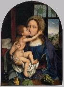 Quentin Matsys Virgin and Child oil painting