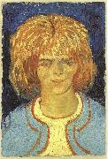 Vincent Van Gogh Head of a girl oil painting reproduction