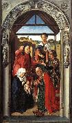 Dieric Bouts The Adoration of the Magi oil painting artist