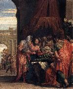 Paolo Veronese Raising of the Daughter of Jairus Sweden oil painting artist