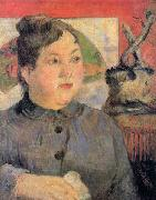 Paul Gauguin Madame Alexandre Kohler oil painting reproduction